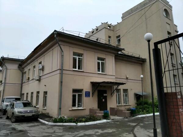 Детская поликлиника №3 на Самарской 137