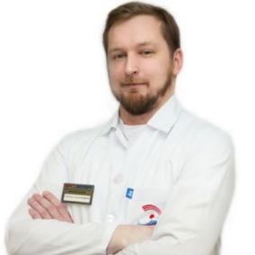 Антоненко Максим Александрович, рентгенолог