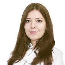 Ильягуева Светлана Изиковна, эндокринолог