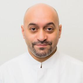 Хабуб Башар Муса, физиотерапевт