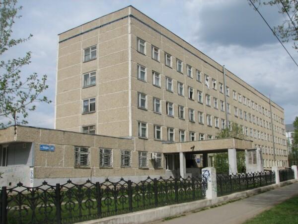Детская клиническая больница № 13