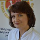 Русакевич Анжелика Петровна, врач ЛФК
