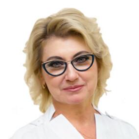 Карасовидина Ирина Александровна, врач УЗД