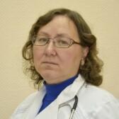 Ильинова Ольга Юрьевна, педиатр