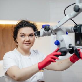 Чхеидзе Екатерина Нугзаровна, стоматолог-терапевт