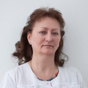 Ганиман Ирина Ивановна, терапевт