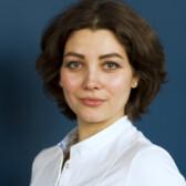 Богомолова Олеся Дмитриевна, невролог
