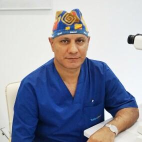 Осман Шерго Осман, офтальмолог