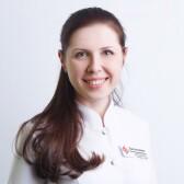 Евстигнеева Юлия Владимировна, офтальмолог-хирург