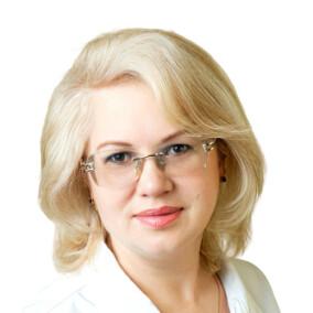 Ковалева Елена Васильевна, косметолог