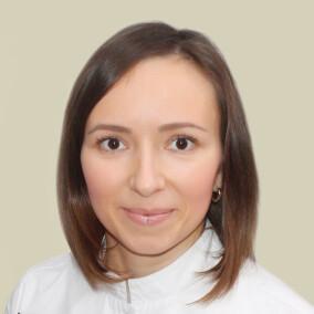 Борисова Дарья Сергеевна, педиатр