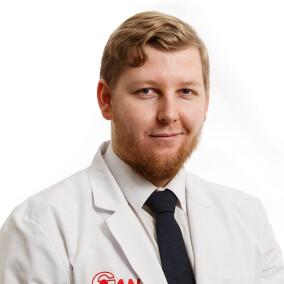 Линник Антон Андреевич, психиатр