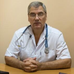 Сербин Игорь Павлович, хирург