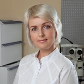 Пименова Татьяна Игоревна, офтальмолог