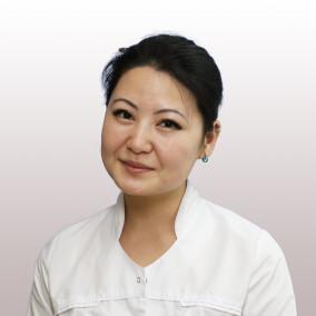 Ан Ирина Александровна, стоматолог-терапевт