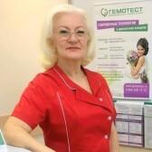 Инджгия Лия Резоевна, врач УЗД