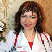 Хазеева Невена Николаевна, терапевт