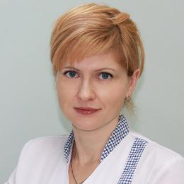 Назарова Ольга Валерьевна, гастроэнтеролог