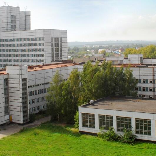 Городская больница № 13 на Патриотов, фото №2