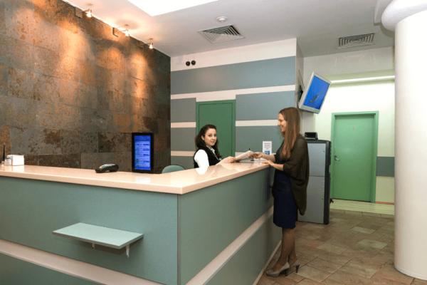 Клиника Первый доктор в Отрадном