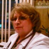 Москвичева Надежда Васильевна, терапевт