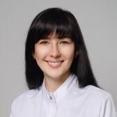 Чикунова (Струкова) Ирина Альбертовна, ортодонт