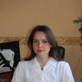 Слащева Ольга Михайловна, терапевт