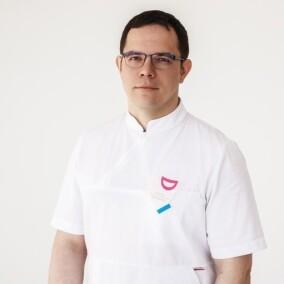 Койстрик Сергей Константинович, стоматолог-ортопед