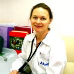 Сажинова Яна Владимировна, терапевт