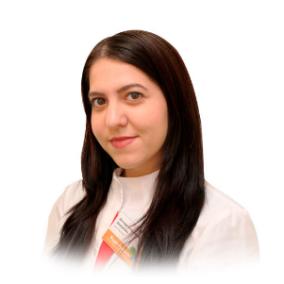 Дадашева Динара Умаровна, терапевт