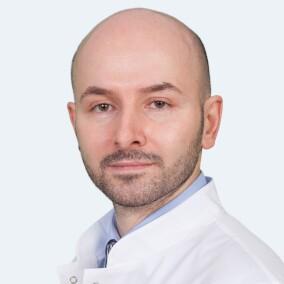 Ужахов Ибрагим Русланович, флеболог
