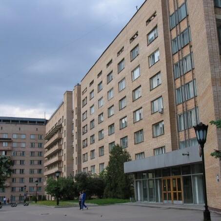 Главный военный госпиталь им. Бурденко, фото №1