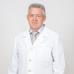 Акельев Сергей Алексеевич, рентгенолог