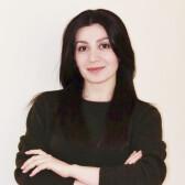 Григорян Асмик Ашотовна, ортодонт