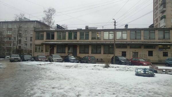 Городская наркологическая больница в Петергофе
