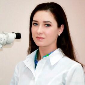 Кропп Александра Александровна, офтальмолог
