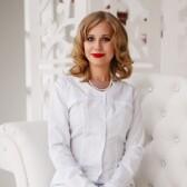 Агальцова Екатерина Валерьевна, физиотерапевт