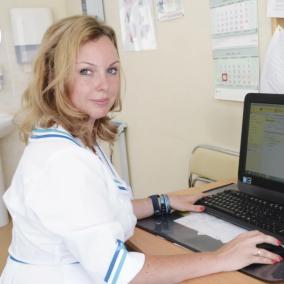 Денисова Анна Алексеевна, терапевт