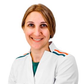 Илюхина Марина Гурамовна, офтальмолог