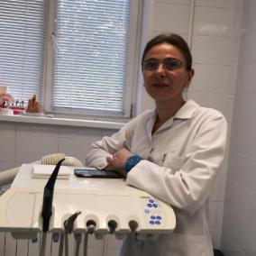 Робакидзе Хатуна Аликовна, стоматолог-терапевт