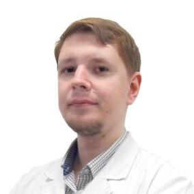 Волохин Игорь Алексеевич, невролог