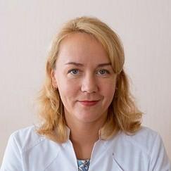 Бернацкая Ульяна Валерьевна, кардиолог
