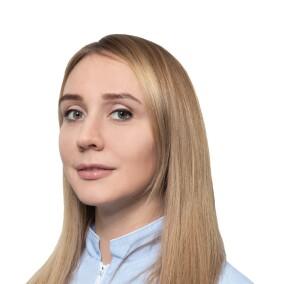 Багданова (Гололобова) Евгения Александровна, косметолог