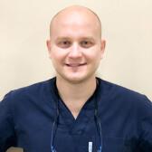 Бажанов Иван Валерьевич, стоматолог-ортопед