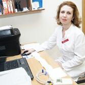 Устьянцева Анна Владимировна, кардиолог