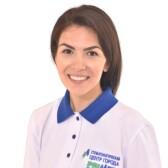 Мехдиева Элина Джамаладдиновна, стоматолог-терапевт