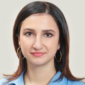 Постаногова Нина Олеговна, педиатр