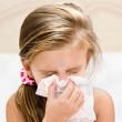скопление жидкости в тканях носа при неаллергическом рините