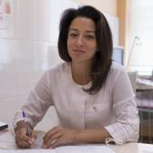 Шмойлова Дина Вениаминовна, врач УЗД