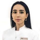 Баликоева Залина Арсеновна, врач УЗД